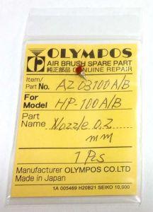 Duse per aerografo Olympos HP100-A/B