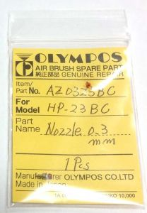 Duse per aerografo Olympos HP-23 BC