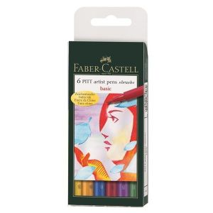 PITT artist pens