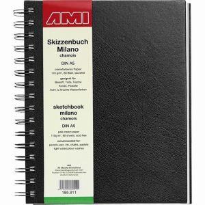 Blocco da Disegno / Schizzi AMI Sketchbook