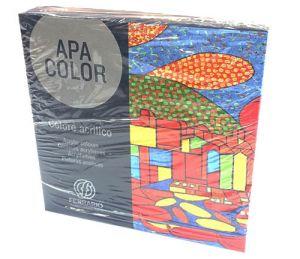 Colori acrilici APA COLOR Ferrario - Colori Primari - Confezione in Cartone 5 Tubetti da 20 ml - art. AAC001C0