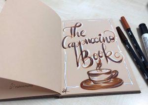 Blocco da Disegno - Sketchbook - The Cappuccino Book - Formato A4 - Rilegato - art. 10 628 996 - Hahnemuhle