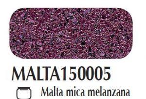 Malta/pasta acrilica per fondi ed effetti materici 3D Micacea Melanzana Ferrario 150 ml
