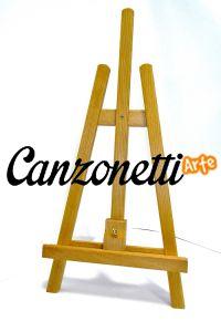 Cavalletto Pintura serie Economy a Lyra Mignon - Mini Lyre Table-top Easel - art. C316 - Adria Artigianato