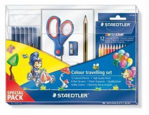 Colour Travelling Set - Special Pack - Confezione da disegno set da Viaggio - art. 61 TCP L5 - Staedtler