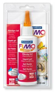 Fimo Liquid - Gel Liquido Trasparente - da cuocere - 200 ml - art. 8051-00 BK - Staedtler
