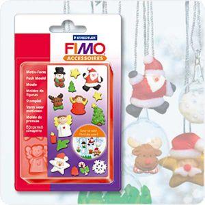 Stampini per Fimo e paste polimeriche