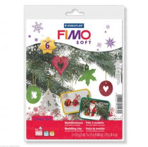 Fimo Soft - Set X-Mas