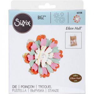 Fustella Sizzix Bigz Die - fiore