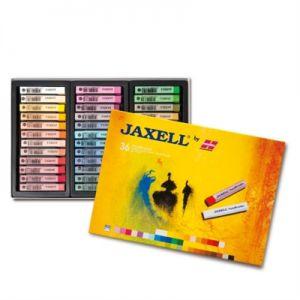 Gessetti Pastello per artisti confezione da 36 Jaxell