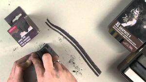 GROOVE CUBE - Taglierina a Cubo per Incidere scanalature su carboncini XL e Blocchi Grafite - art. 2302023 - Derwent