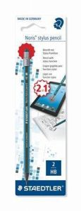 Matita 2 in 1 - Grafite 2 HB con funzione stilo touch-screen per smartphone e tablet - staedtler