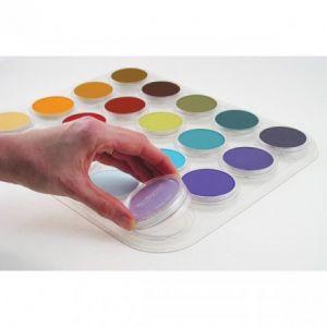 PanPastel - Palette Tray & Cover - contenitore Organizer 20 Pastelli in Pasticca - art. 35020