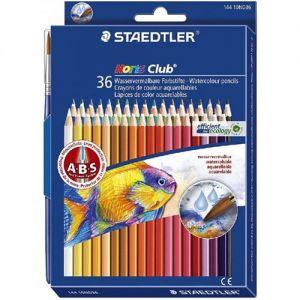 Pastelli colorati acquerellabili Noris Club® aquarell 36 staedtler