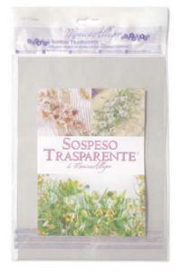 Sospeso Trasparente - 4 Foglio Pellicola Neutra Trasparente - art. STPT