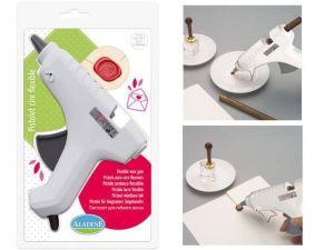 Pistola a Caldo per Ceralacca - Ideale per creare Sigilli - art. C1299- 16 - Aladine