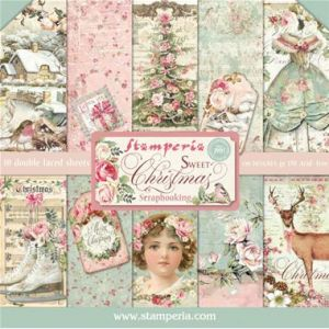 Set Carte Scrapbooking -