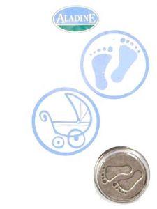 Sigillo per Ceralacca Double Face - Timbro baby