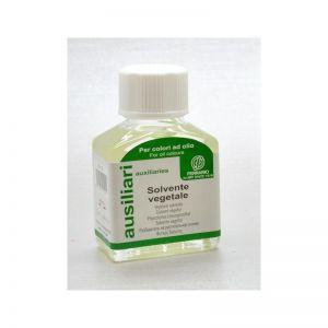 Solvente Vegetale - Ausiliari - per Colori ad Olio - 75 ml - art. DSV010B0 - Ferrario