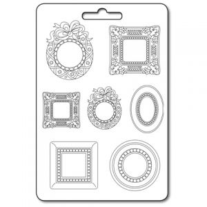 Stampi A4 in pvc flessibile