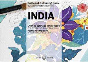 Cartolina carta per Acquarelli, 10.5 X 15 cm  Pepin India Designs