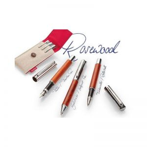 Transotype Rosewood Writing Set - set Scrittura - Sensebag -art. 20072538 - Copic