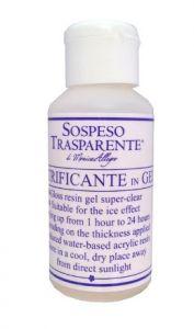 Vetrificante in Gel per Sospeso Trasparente - 100 ml - art. STV
