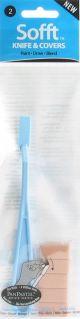 Spatole per PanPastel  5 spughette piatto No.2 65002