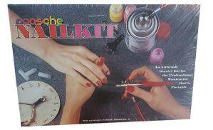 Aerografo per manicure e nail art professionale - Nail Kit Paasche