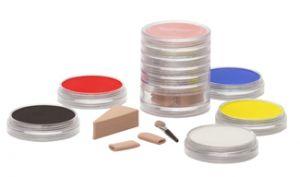 PanPastel Pastelli a pasticca set 5 colori primari 30051