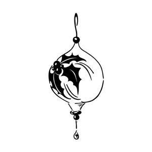 Timbro in Legno - sfera Natalizia - art. 1801 407 - KNORR prandell
