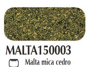 Malta/pasta acrilica per fondi ed effetti materici 3D Micacea Cedro Ferrario 150 ml
