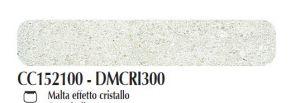 Malta Effetto CRISTALLO - Pasta acrilica per fondi ed effetti materici 3D - Barattolo 150 ml - Ferrario