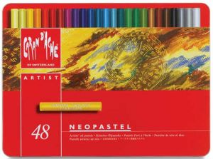 Colori pastelli gessetti  ad olio Neopastel Caran D'Ache