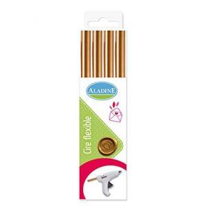 Ceralacca Oro Gold - confezione 4 stecche cilindriche - art. C1299-12 - Aladine
