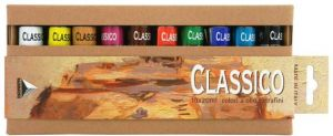 Colori ad olio Extrafini Classico Maimeri - Blister in cartone - 10 tubetti da 20 ml - art. 0398100 - Maimeri
