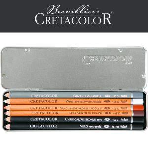 Cretacolor - Set 6 Matite