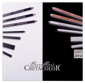 Cretacolor Brevillier's - Set da Disegno