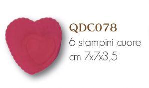 Stampi in silicone cupcake CakeDesigne Stamperia Dolcemania