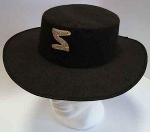 Cappello Zorro - Accessori Carnevale