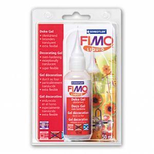 Fimo liquid - Gel Liquido trasparente - da cuocere - 50 ml - art. 8050-00 BK - Staedtler