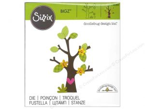 Fustella scrapbooking - Sizzix Bigz