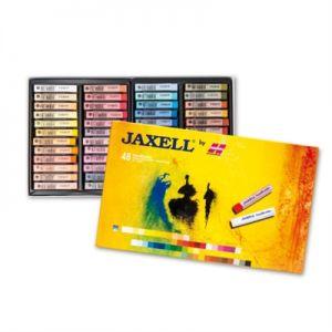 Gessetti Pastello per artisti confezione da 48 Jaxell