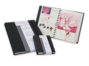 Sketch Diary - Diario e Blocco Schizzi - Spirale - A5 - 60 fogli - 120 g - art. 10 628 754 - Hahnemuhle