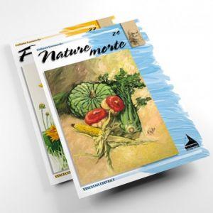 Collana Leonardo - Album N. 24 - Nature Morte - Soggetti e temi per la pittura e il disegno - art. Album24 - Maimeri
