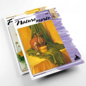 Collana Leonardo - Album N. 25 - Nature Morte - Soggetti e temi per la pittura e il disegno - art. Album25 - Maimeri