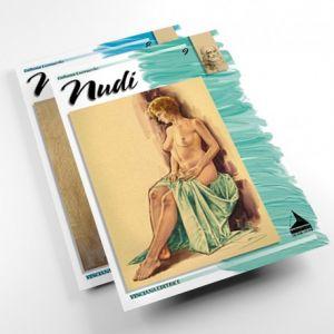 Collana Leonardo - Album N. 9 - Nudi - Soggetti e temi per la pittura e il disegno della Figura Umana - art. Album9 - Maimeri