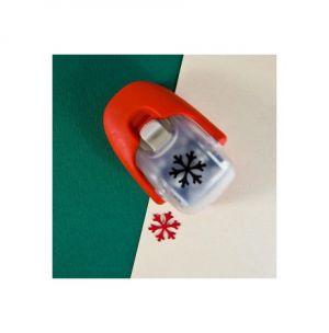 Perforatore - Paper Punch - Fiocco di Neve - 2,5 cm - Accessorio per Scrapbooking - art. 958E - Tonic Studios