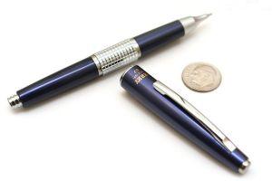 Portamine BLU 0,7 mm in alluminio anodizzato Kerry Pentel - GiftBox - art. 0060707