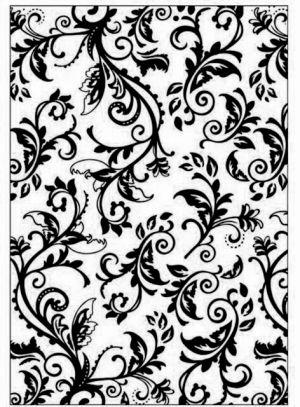 Texture Impressions Plus A4 - Embossing Folder - Cartella per le Impressioni in Rilievo -